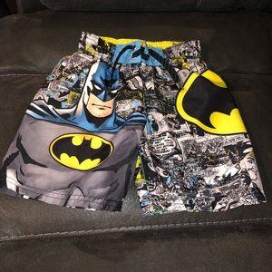 Batman swim suite